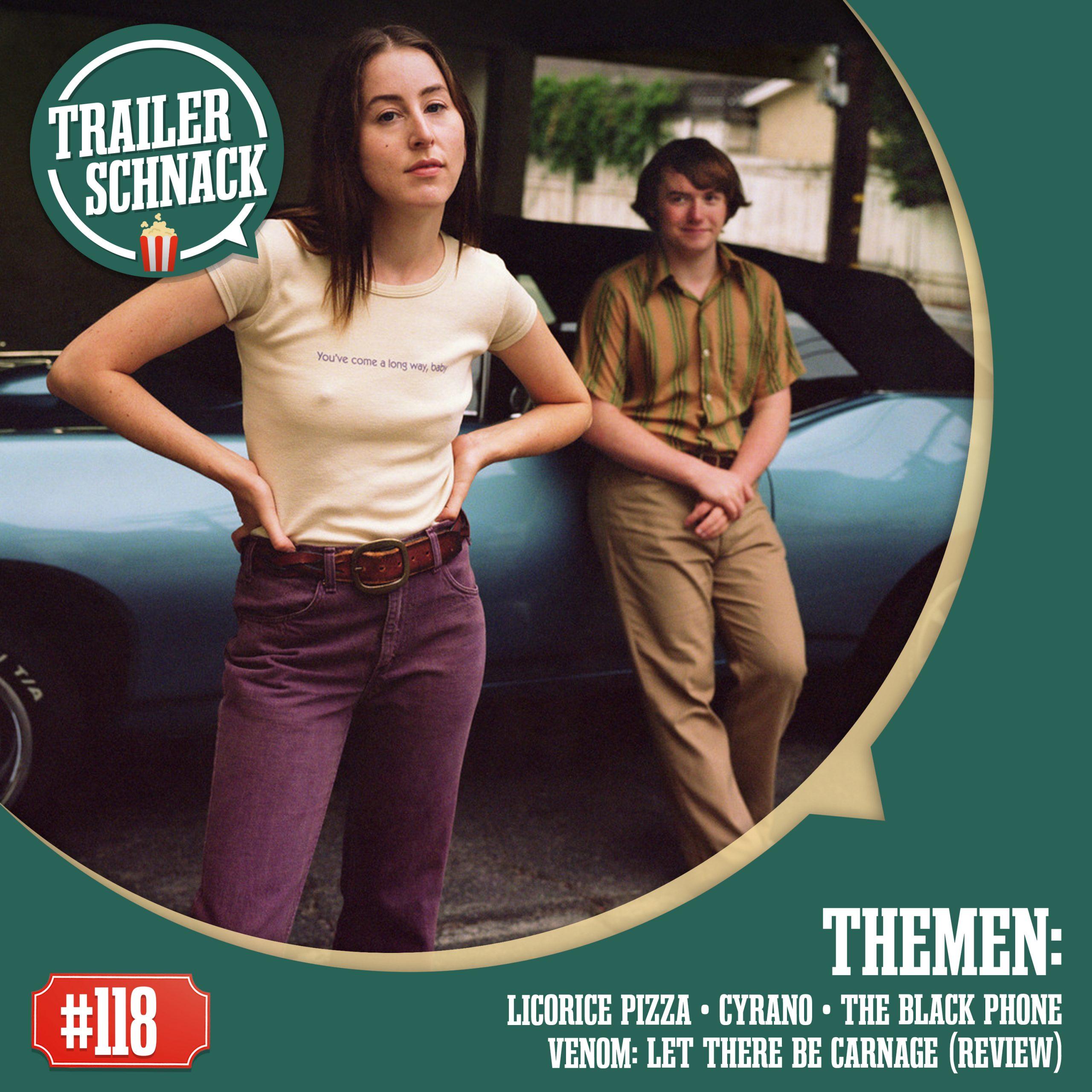 Trailerschnack #118