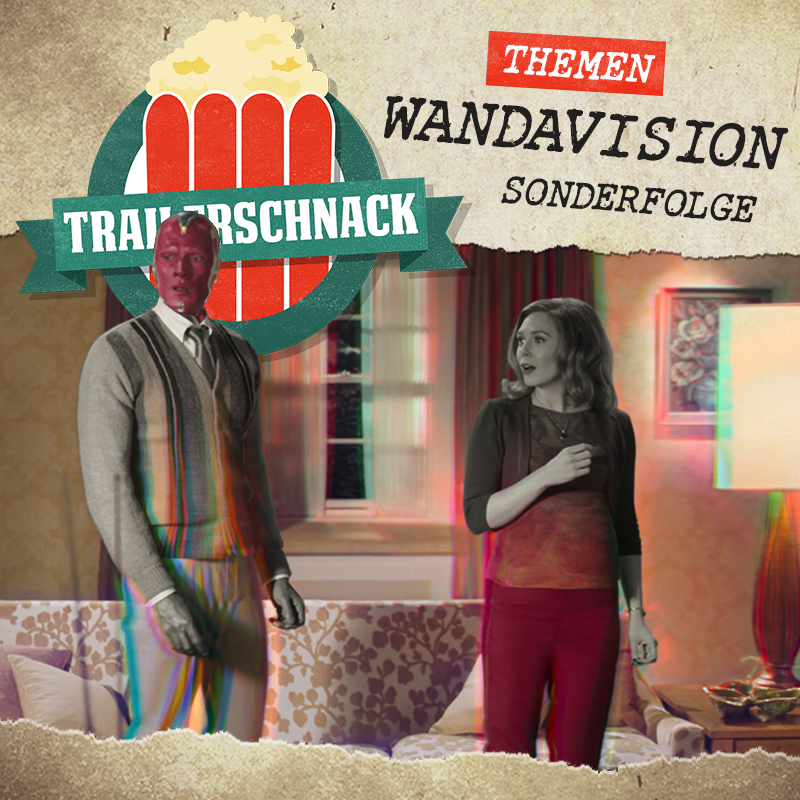 WandaVision Trailerschnack