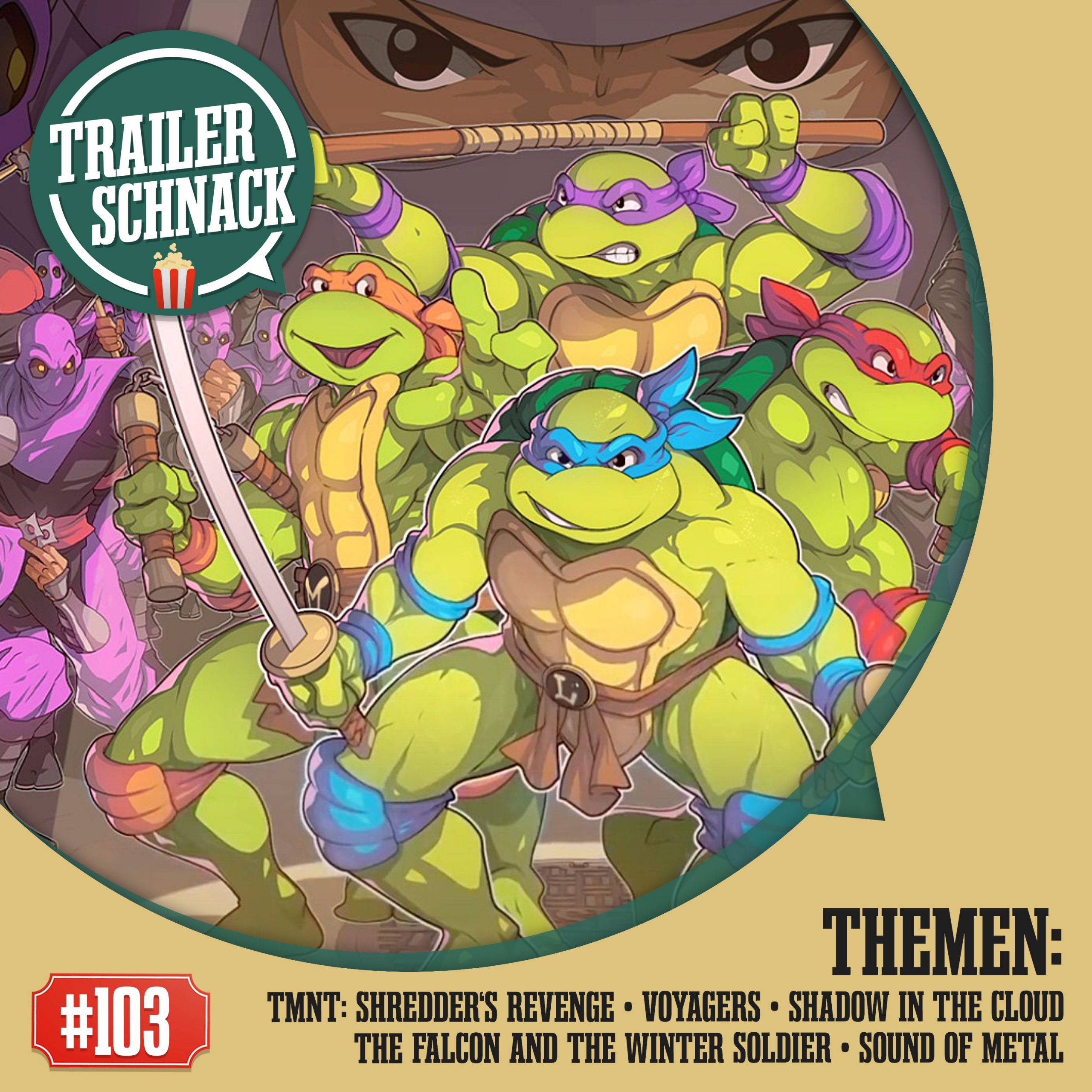 Trailerschnack 103 Cover